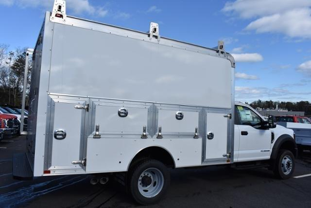 2019 F-550 Regular Cab DRW 4x4,  Dejana Truck & Utility Equipment Service Utility Van #N8200 - photo 1