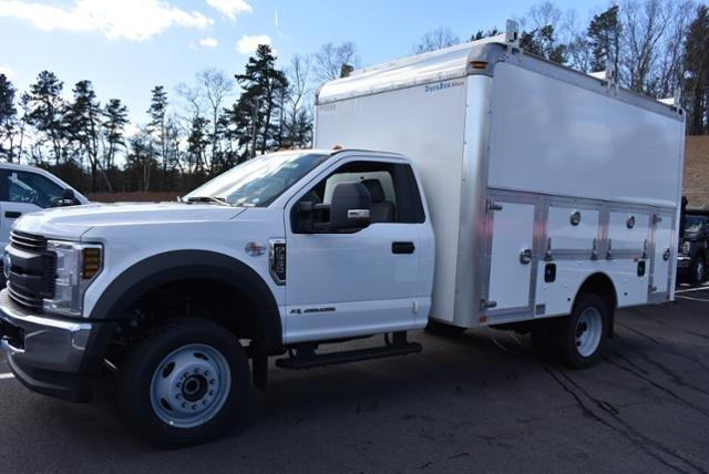 2019 F-550 Regular Cab DRW 4x4,  Dejana Truck & Utility Equipment DuraCube Max Service Utility Van #N8200 - photo 5