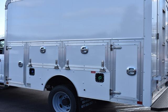 2019 F-550 Regular Cab DRW 4x4,  Dejana Truck & Utility Equipment DuraCube Max Service Utility Van #N8200 - photo 8