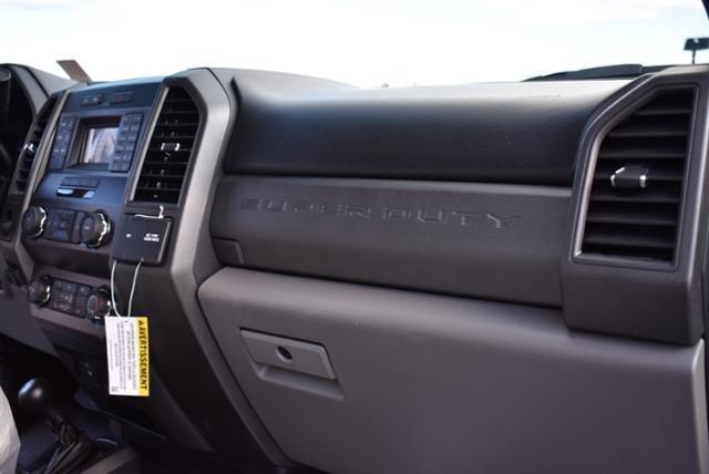2019 F-550 Regular Cab DRW 4x4,  Dejana Truck & Utility Equipment DuraCube Max Service Utility Van #N8200 - photo 12