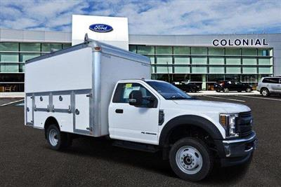 2019 F-550 Regular Cab DRW 4x4,  Dejana DuraCube Max Service Body #N8200 - photo 1