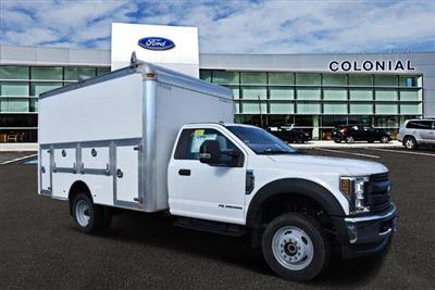2019 F-550 Regular Cab DRW 4x4,  Dejana Truck & Utility Equipment DuraCube Max Service Utility Van #N8200 - photo 1