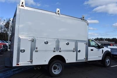 2019 F-550 Regular Cab DRW 4x4,  Dejana Truck & Utility Equipment DuraCube Max Service Utility Van #N8200 - photo 2