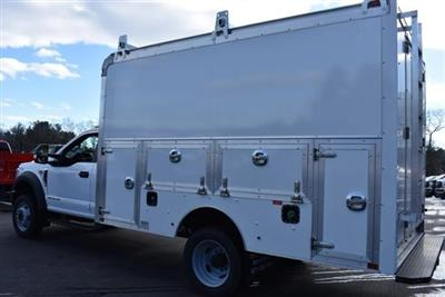 2019 F-550 Regular Cab DRW 4x4,  Dejana Truck & Utility Equipment DuraCube Max Service Utility Van #N8200 - photo 4