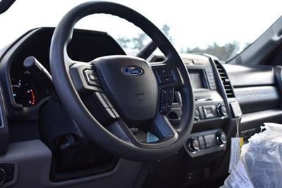 2019 F-550 Regular Cab DRW 4x4,  Dejana Truck & Utility Equipment DuraCube Max Service Utility Van #N8200 - photo 11