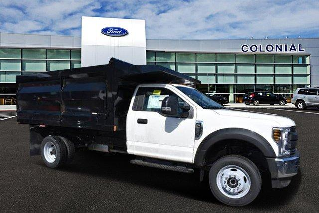 2019 F-550 Regular Cab DRW 4x4,  Rugby Landscape Dump #N8206 - photo 1