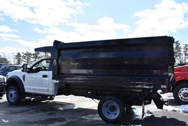 2019 F-550 Regular Cab DRW 4x4,  Rugby Landscape Dump #N8206 - photo 4