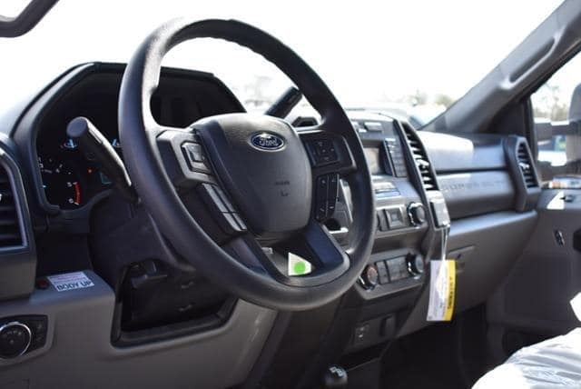 2019 F-550 Regular Cab DRW 4x4,  Rugby Landscape Dump #N8206 - photo 7