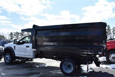2019 F-550 Regular Cab DRW 4x4,  Rugby Landscape Dump #N8206 - photo 4