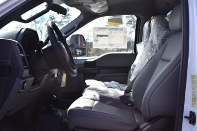 2019 F-550 Regular Cab DRW 4x4,  Rugby Landscape Dump #N8206 - photo 6