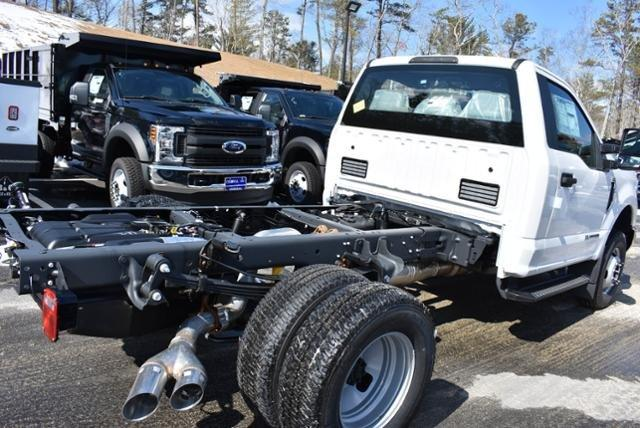 2019 F-350 Regular Cab DRW 4x4,  Cab Chassis #N8214 - photo 1