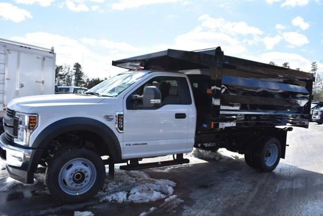 2019 F-550 Regular Cab DRW 4x4, Rugby Landscape Dump #N8216 - photo 5