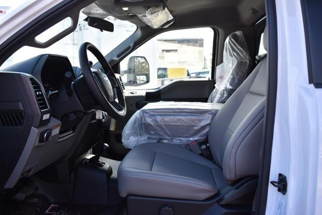 2019 F-550 Regular Cab DRW 4x4, Rugby Landscape Dump #N8216 - photo 7