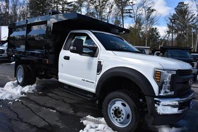 2019 F-550 Regular Cab DRW 4x4, Rugby Landscape Dump #N8216 - photo 3