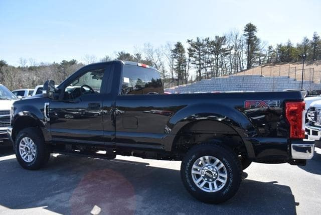 2019 F-350 Regular Cab 4x4,  Pickup #N8219 - photo 4