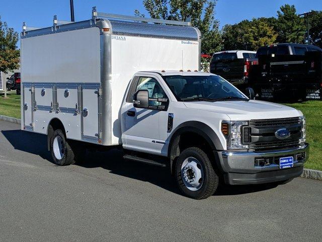 2019 F-550 Regular Cab DRW 4x4,  Service Utility Van #N8223 - photo 3