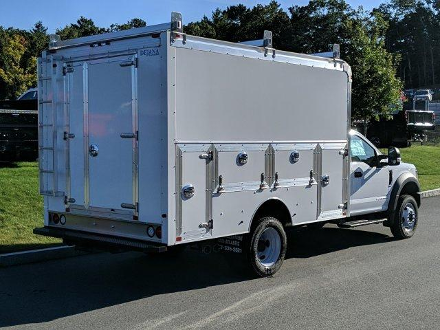 2019 F-550 Regular Cab DRW 4x4,  Dejana Service Utility Van #N8223 - photo 1
