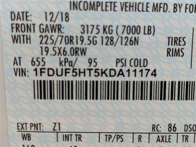 2019 F-550 Regular Cab DRW 4x4,  Service Utility Van #N8223 - photo 18
