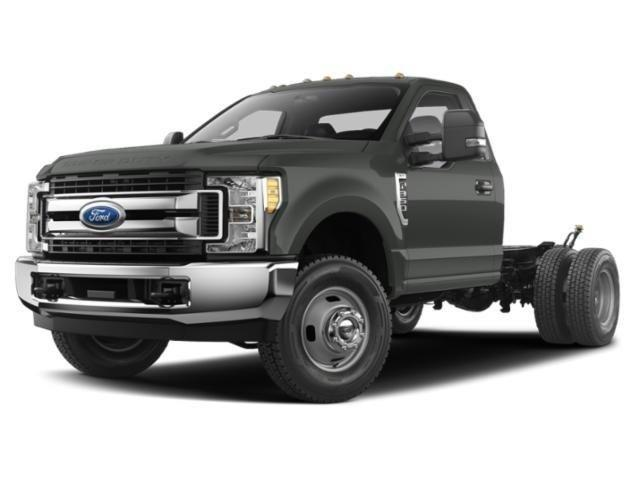 2019 F-350 Regular Cab DRW 4x4,  Cab Chassis #N8235 - photo 1