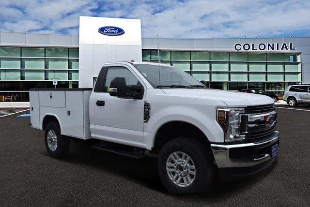 2019 F-350 Regular Cab 4x4,  Reading Service Body #N8236 - photo 1