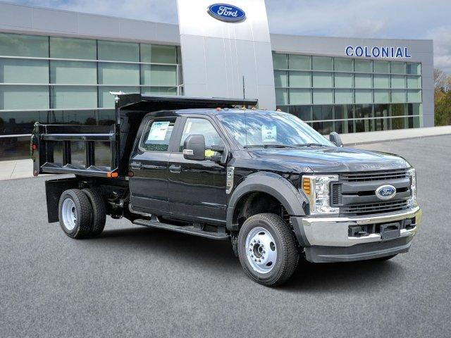 2019 F-550 Crew Cab DRW 4x4, Air-Flo Pro-Class Dump Body #N8243 - photo 1