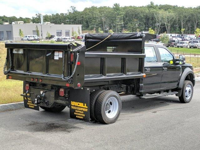 2019 F-550 Crew Cab DRW 4x4, Air-Flo Pro-Class Dump Body #N8243 - photo 3