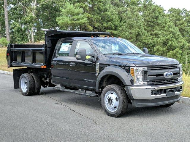 2019 F-550 Crew Cab DRW 4x4, Air-Flo Pro-Class Dump Body #N8243 - photo 24