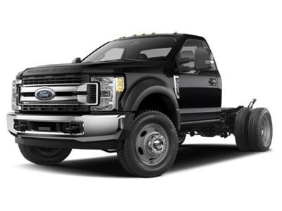 2019 F-550 Crew Cab DRW 4x4,  Cab Chassis #N8243 - photo 1