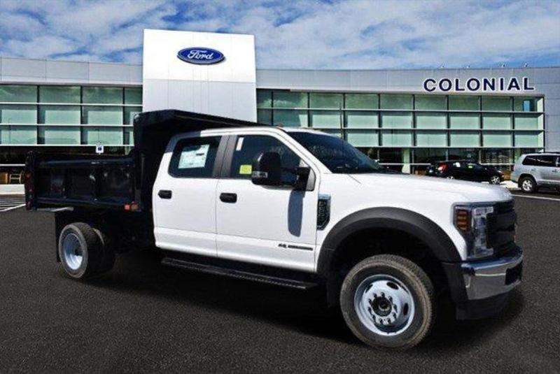2019 F-550 Crew Cab DRW 4x4,  Air-Flo Pro-Class Dump Body #N8244 - photo 20
