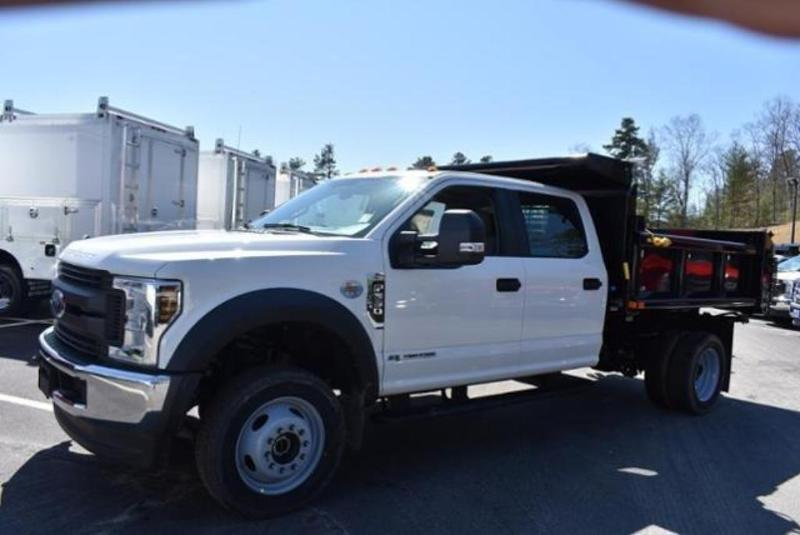 2019 F-550 Crew Cab DRW 4x4,  Air-Flo Pro-Class Dump Body #N8244 - photo 24