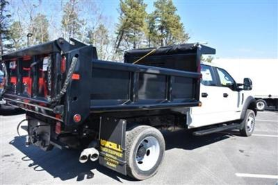 2019 F-550 Crew Cab DRW 4x4,  Air-Flo Pro-Class Dump Body #N8244 - photo 22