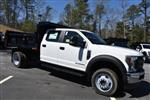 2019 F-550 Crew Cab DRW 4x4,  Air-Flo Pro-Class Dump Body #N8244 - photo 21