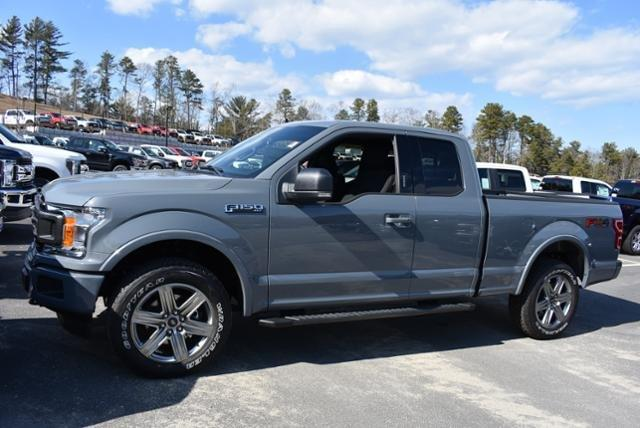 2019 F-150 Super Cab 4x4,  Pickup #N8246 - photo 3