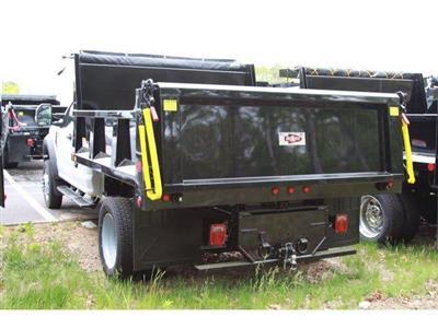 2019 F-550 Super Cab DRW 4x4, Iroquois Brave Series Steel Dump Body #N8252 - photo 3