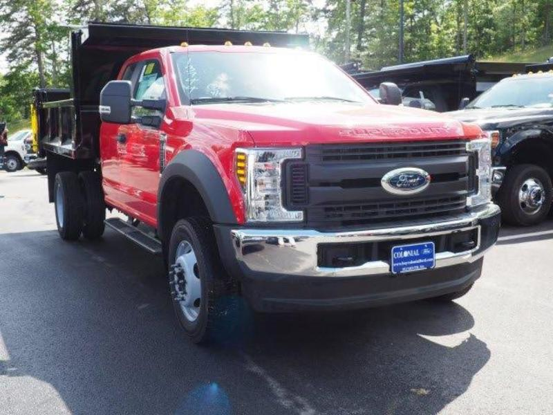 2019 F-550 Super Cab DRW 4x4,  Iroquois Brave Series Steel Dump Body #N8253 - photo 13