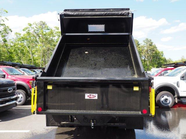 2019 F-550 Super Cab DRW 4x4,  Iroquois Brave Series Steel Dump Body #N8254 - photo 4