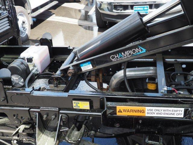 2019 F-550 Super Cab DRW 4x4,  Iroquois Brave Series Steel Dump Body #N8254 - photo 5