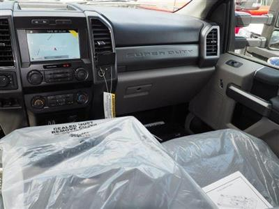 2019 F-550 Super Cab DRW 4x4,  Iroquois Brave Series Steel Dump Body #N8254 - photo 8