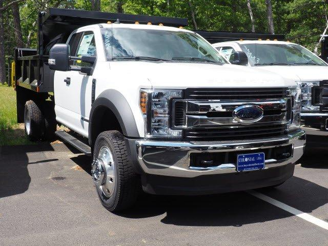 2019 F-550 Super Cab DRW 4x4,  Iroquois Brave Series Steel Dump Body #N8255 - photo 3