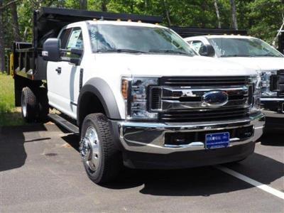 2019 F-550 Super Cab DRW 4x4,  Iroquois Brave Series Steel Dump Body #N8255 - photo 13