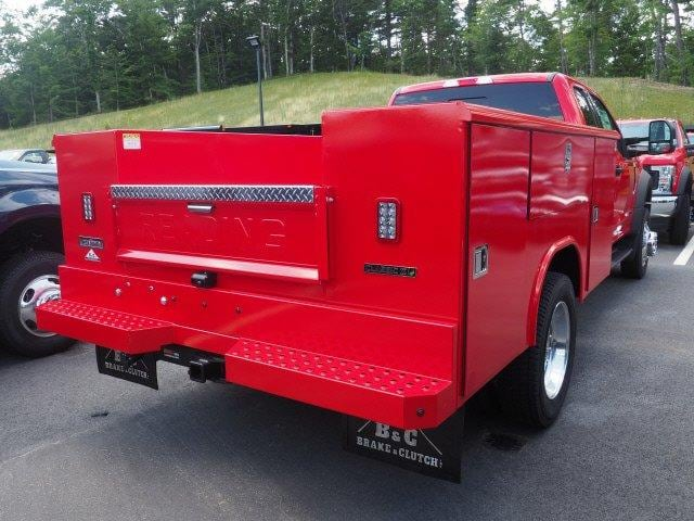 2019 F-550 Super Cab DRW 4x4,  Reading Classic II Aluminum  Service Body #N8258 - photo 2