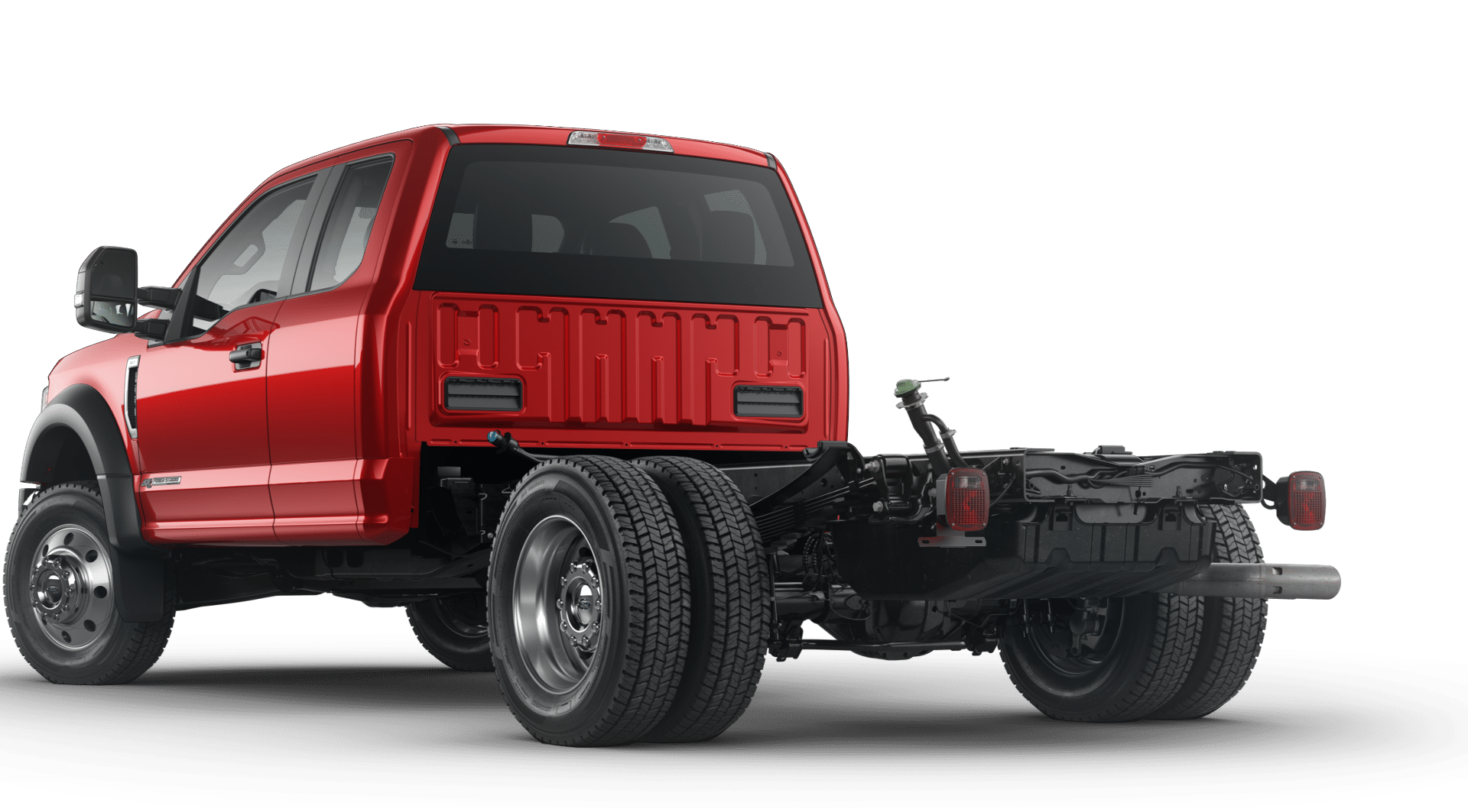 2019 F-550 Super Cab DRW 4x4,  Reading Classic II Aluminum  Service Body #N8258 - photo 2