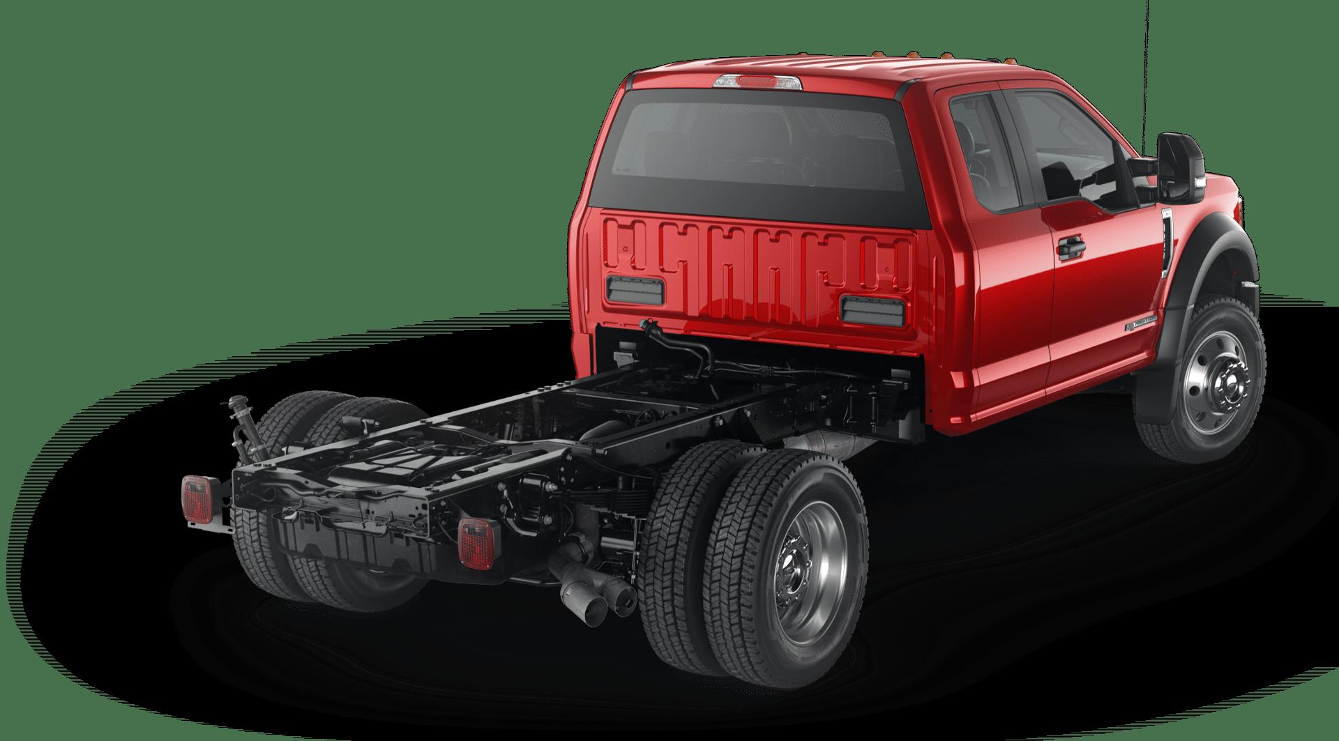 2019 F-550 Super Cab DRW 4x4,  Reading Classic II Aluminum  Service Body #N8258 - photo 3