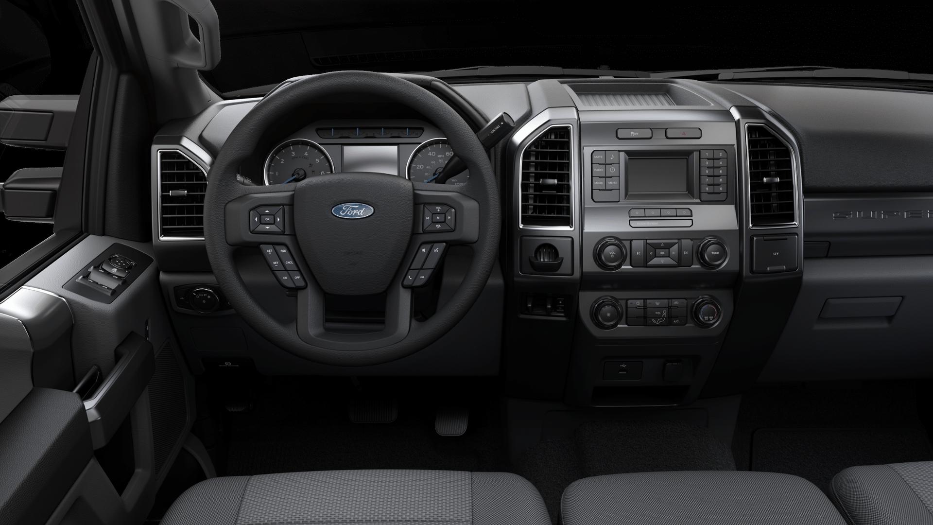 2019 F-550 Super Cab DRW 4x4,  Reading Classic II Aluminum  Service Body #N8258 - photo 7