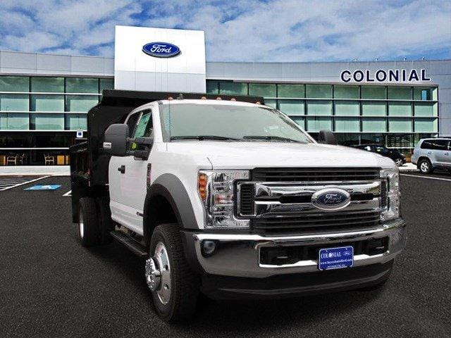 2019 F-550 Super Cab DRW 4x4,  Reading Marauder Standard Duty Dump Body #N8259 - photo 1