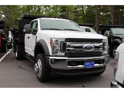 2019 F-550 Super Cab DRW 4x4,  Reading Marauder Standard Duty Dump Body #N8259 - photo 3