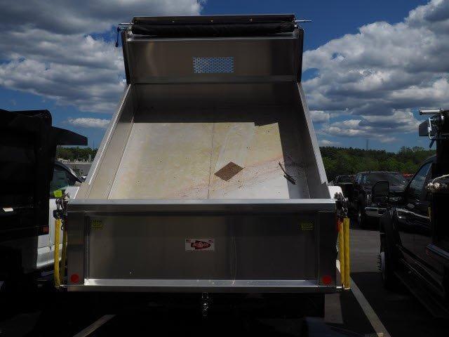 2019 F-550 Super Cab DRW 4x4,  Iroquois Brave Series Steel Dump Body #N8260 - photo 4