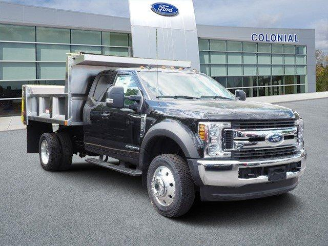2019 F-550 Super Cab DRW 4x4, Iroquois Brave Series Steel Dump Body #N8260 - photo 1