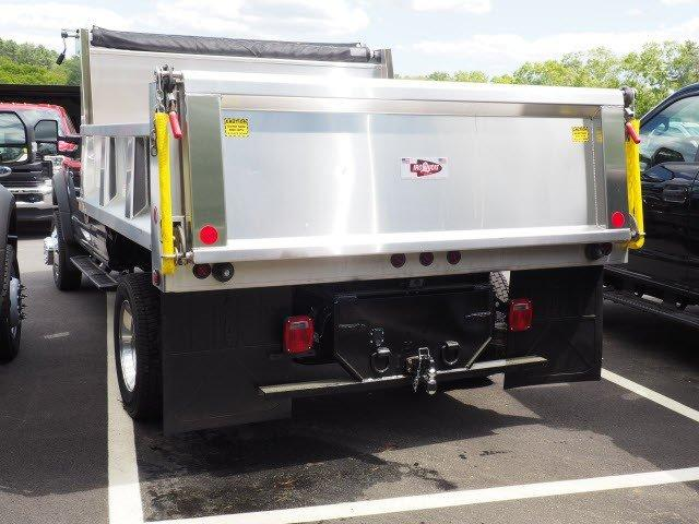 2019 F-550 Super Cab DRW 4x4, Iroquois Brave Series Steel Dump Body #N8260 - photo 2