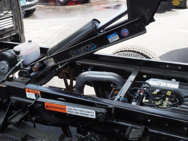2019 F-550 Super Cab DRW 4x4,  SH Truck Bodies Landscape Dump #N8261 - photo 9